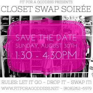Closet Swap Soiree